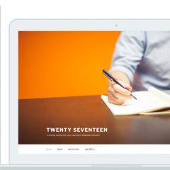 Conoce Twenty Seventeen, el tema de WordPress 4.7