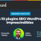 Los 10 plugins SEO WordPress imprescindibles – Webinar gratuito
