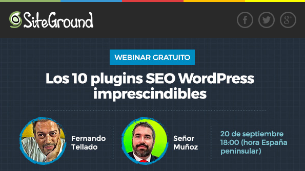 webinar-siteground-fernando-tellado-plugins-seo-wordpress
