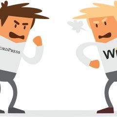 La competencia de WordPress es Wix, no Joomla o Drupal
