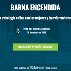 #BarnaEncendida El evento de marketing online del año