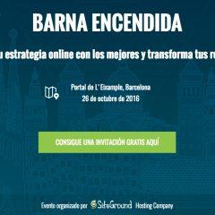 #BarnaEncendida El evento de marketing online del año