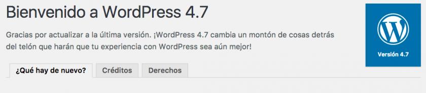 bienvenido-a-wordpress-4-7