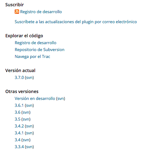 pagina-desarrolladores-plugin-wordpress