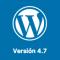 WordPress 4.7 permitirá elegir un idioma distinto en la administración