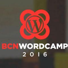 WordCamp Barcelona 2016 ¿te lo vas a perder?