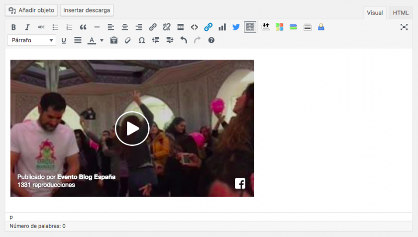 video-facebook-insertado-en-entrada-wordpress