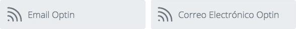 El módulo Email Optin de Divi