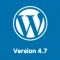 ¡WordPress 4.7 ya disponible! – Todas las novedades