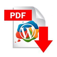 Cómo desactivar las miniaturas de PDF de WordPress