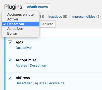 Como solucionar el error 403 Prohibido, acceso denegado en WordPress