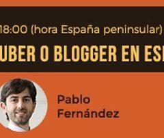 Leyes para ser YouTuber o blogger en España (webinar gratuito)