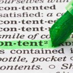 ¿Cómo elegir el contenido esencial de tu web?
