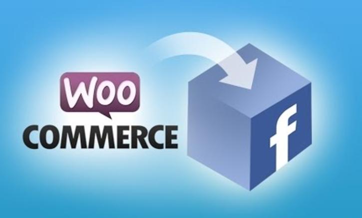 woocommerce en facebook