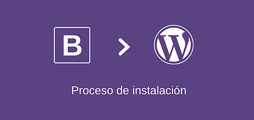 Instalación Bootstrap WordPress