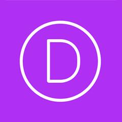 Logo de Divi