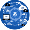 WordPress sigue liderando Internet, muy por encima del resto de CMS