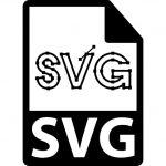 Por qué no es buena idea usar vectores SVG en WordPress