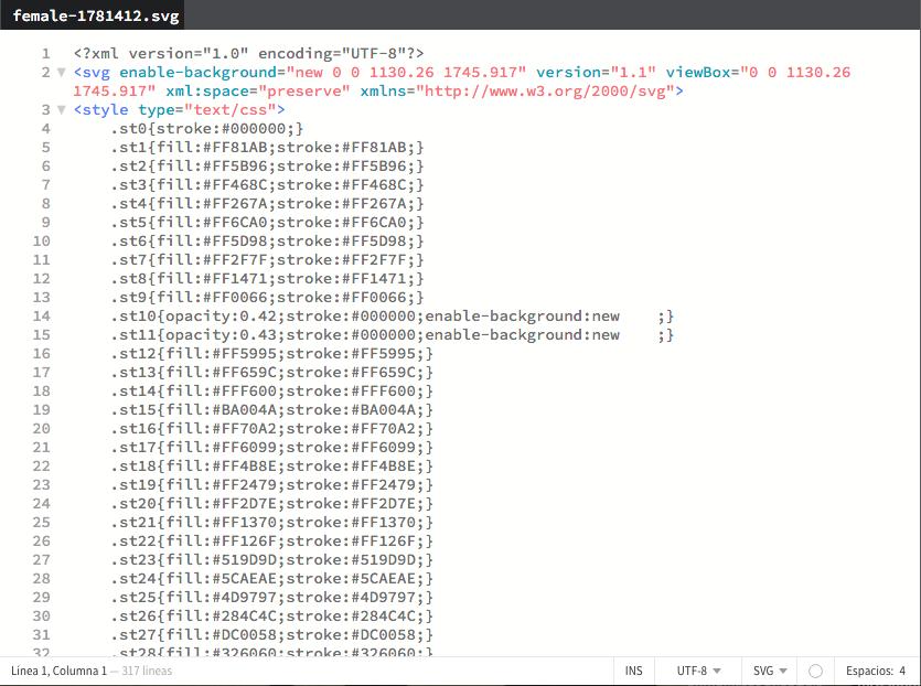 Por qué no es buena idea usar vectores SVG en WordPress • Ayuda ...