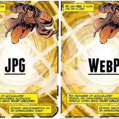 Como usar archivos webP en WordPress para mejorar los tiempos de carga