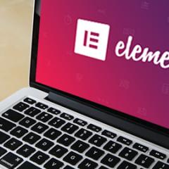 Elementor: Cómo superponer columnas aplicando márgenes negativos