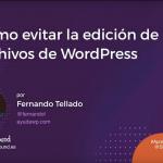 ¡Aprende WordPress mientras desayunas!