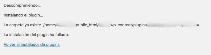 Como actualizo temas y plugins WordPress desde un zip? • Ayuda WordPress