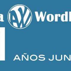 11 años de Ayuda WordPress