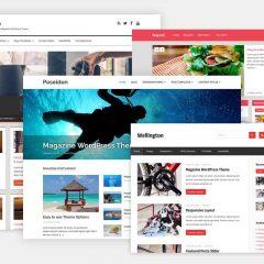 El Top 10 de los temas WordPress en España y el mundo