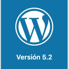 WordPress 5.2: Gestor de bloques y más novedades interesantes