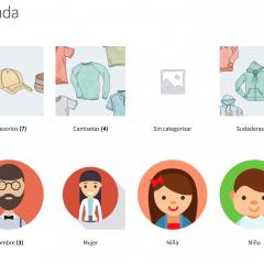 WooCommerce: Cómo mostrar categorías sin productos