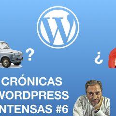 La historia del Seat 600, el Ford T, David Bisbal, la filosofía de WordPress y los sabores del WPO – Crónicas WordPress intensas #6