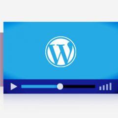 Vídeo en WordPress: Guía completa para incrustar vídeos y personalizar el reproductor