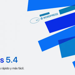 WordPress 5.4 ya disponible ¿actualizo ya?
