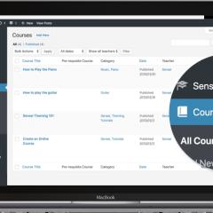 Cómo vender cursos online desde tu propia academia online en tu web