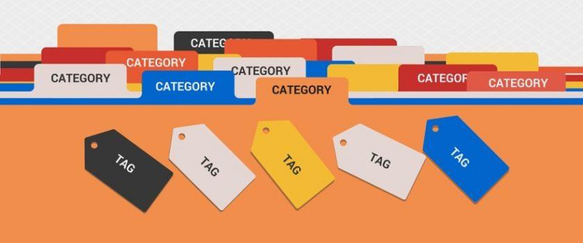 Categorías y etiquetas (tags) en WordPress 21