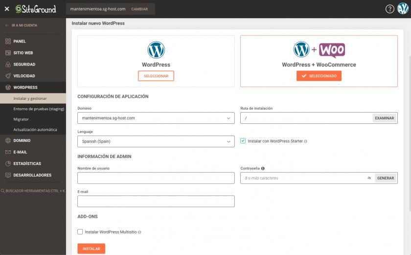 Como começar a vender on-line em 5 etapas fáceis • Ajuda do WordPress 9