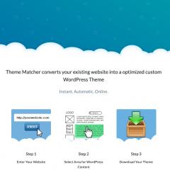 Crea un tema WordPress a partir de cualquier web en 3 clics