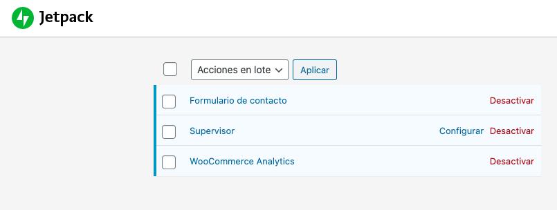 JetPack espia as vendas e os produtos da sua loja online WooCommerce • Ajuda do WordPress 3