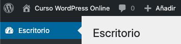 Como remover ou alterar o logotipo da barra de administração do WordPress • Ajuda do WordPress 5