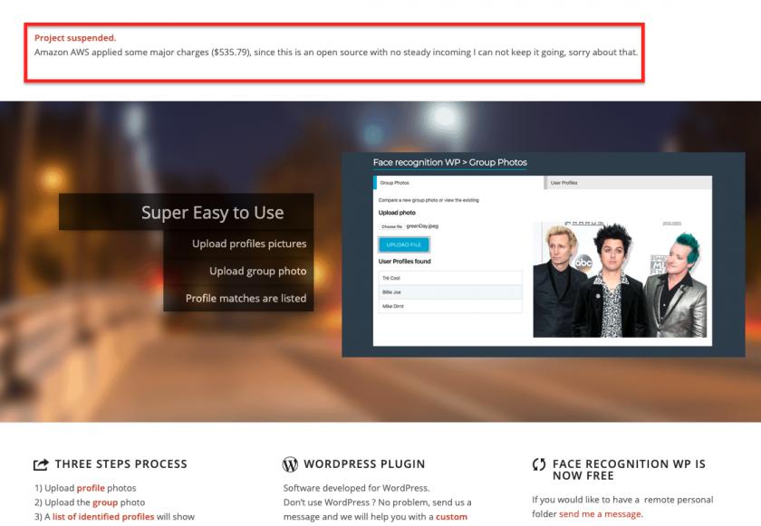 Reconhecimento facial para acessar o WordPress, você pode? • ajuda do WordPress 17