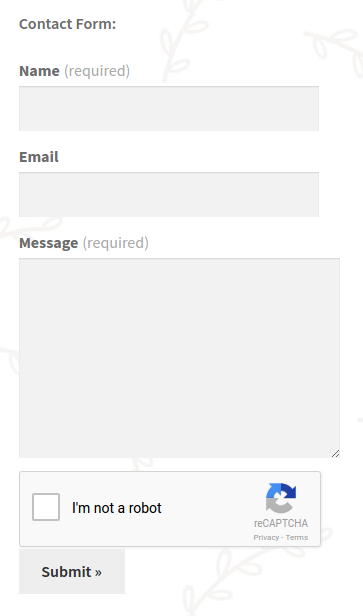 Como evitar spam nos formulários de contato do JetPack • Ajuda do WordPress 7