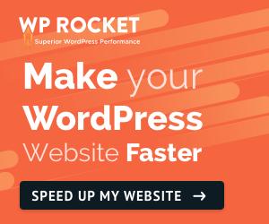 Acelera tu web con WP Rocket